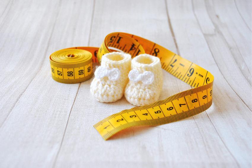 dekoracijos | pranešimai | nerti dekoratyviniai batukai, dydis 4 cm
