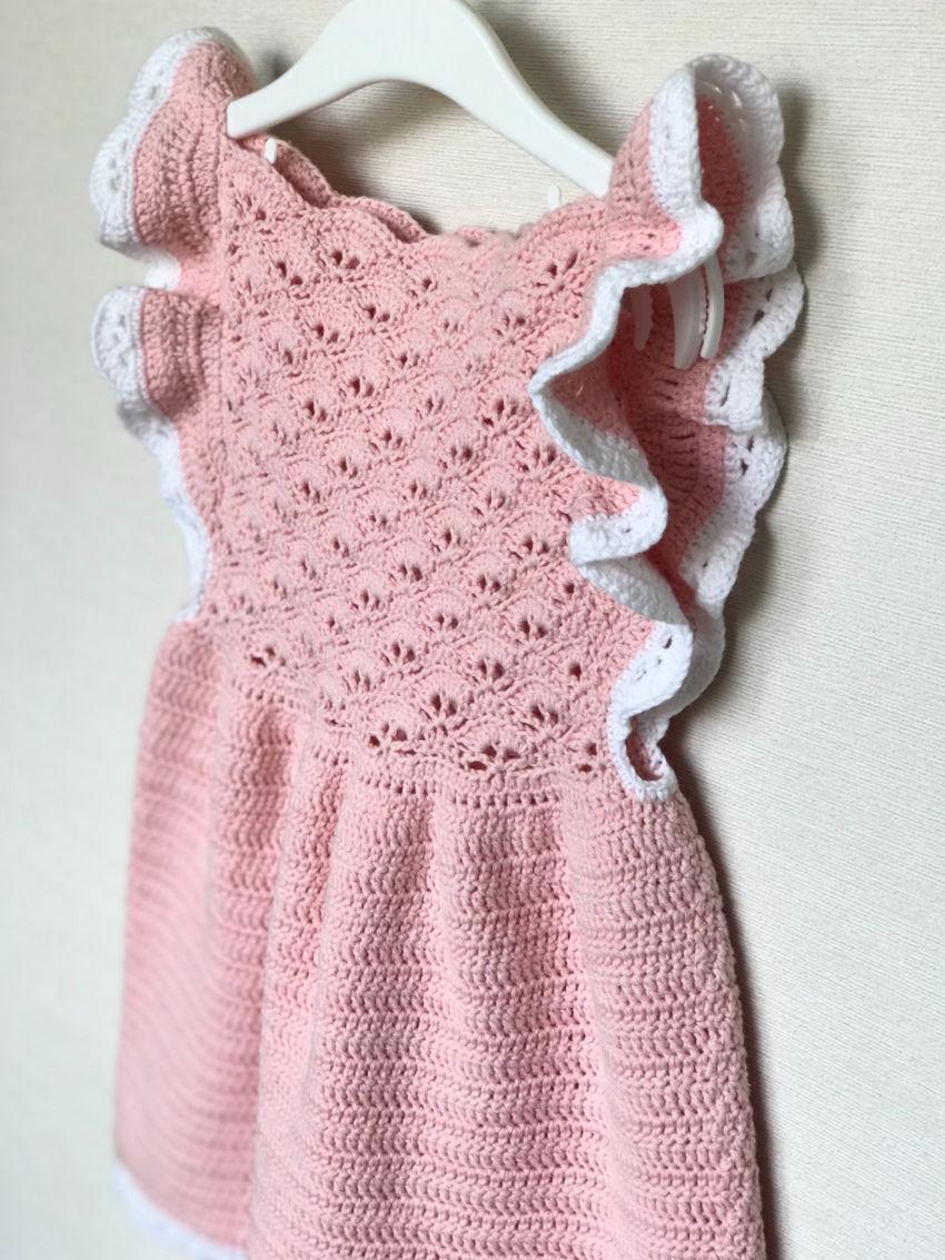 apranga mergaitėms   Suknelės   suknytė-sarafanas mergytei nuo 1,5 metų