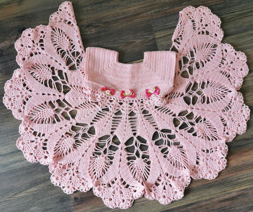 apranga mergaitėms | Suknelės | rožinė vasarinė suknelė mergytei