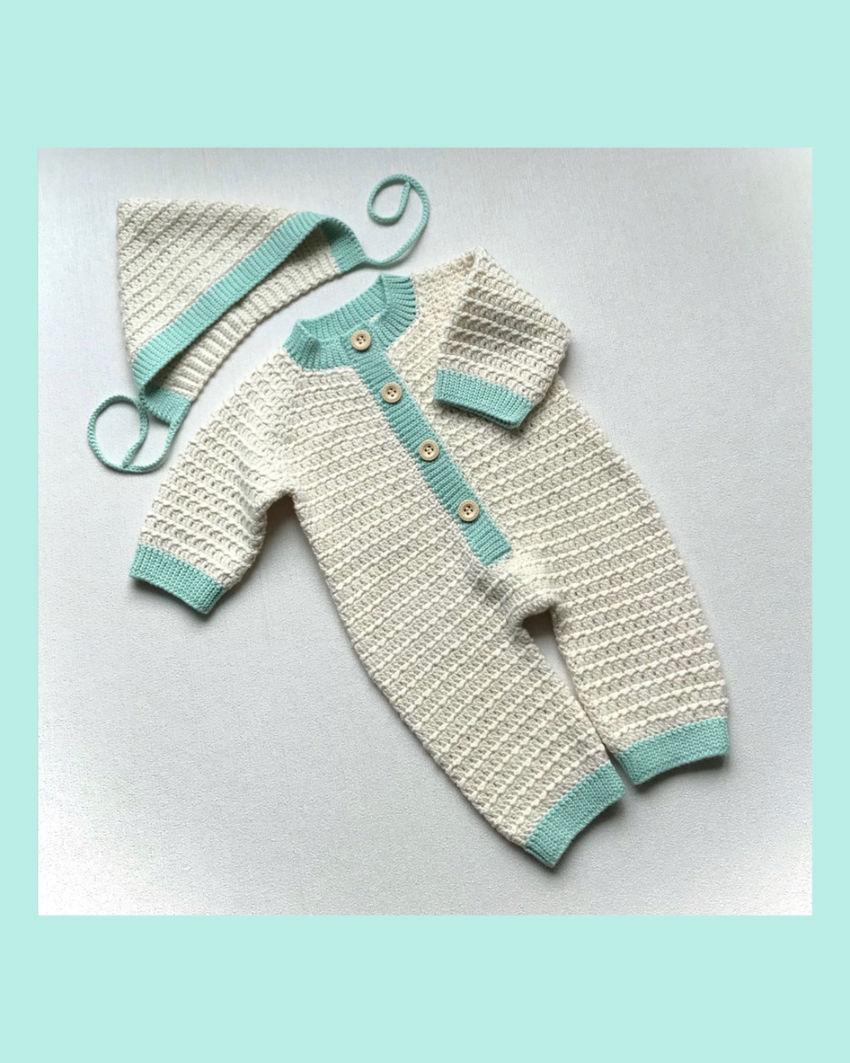 apranga berniukams | Komplektukai | medvilninis komplektukas mažyliui 0-3 mė
