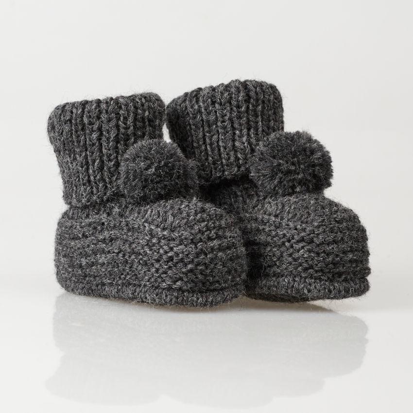 avalynė   tapukai   megzti rankomis merino vilnos tamsiai pi