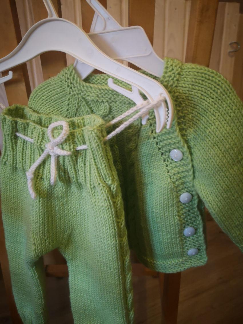 apranga berniukams | Komplektukai | merino vilnos komplektukas, nuo 3 mėn.,