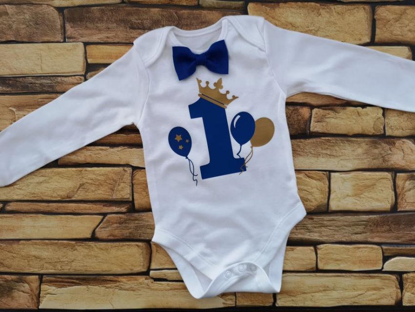 apranga berniukams   Smėlinukai   1-ojo gimtadienio smėlinukas, dekoruotas