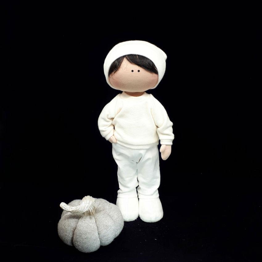 žaislai | lėlės | tekstilinė interjerinė siūta rankų darbo
