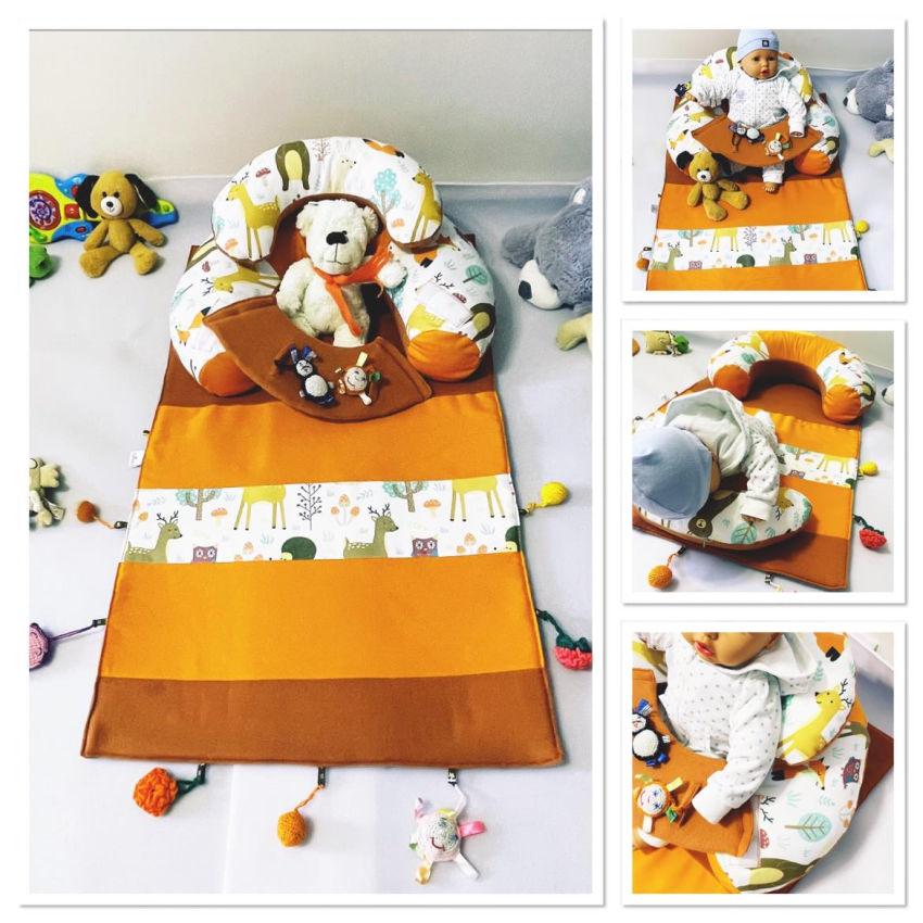 dekoracijos | kilimėliai | sėdėjimo/atraminė pagalvė su lavinamuoju