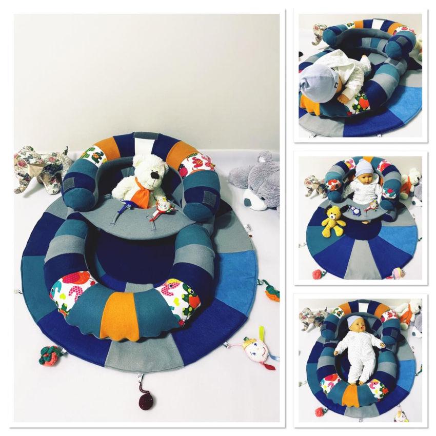 dekoracijos   kilimėliai   daugiafunkcė sėdėjimo/atraminė pagalvė