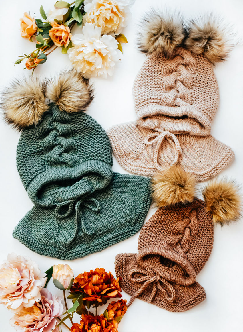 apranga berniukams   Kepurės   merino pusvilnės kepurė šalmukas rudeniu