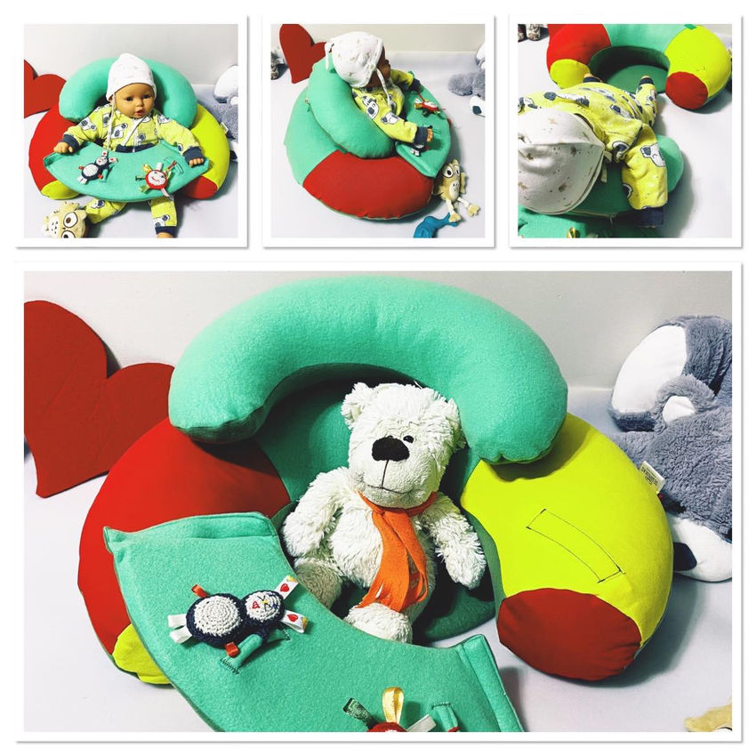 """dekoracijos   pagalvėlės   sėdėjimo/atraminė pagalvė  """"smagutis"""""""