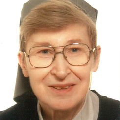 Zuster Hildegart (Lisette Coppens)