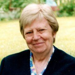 Mevrouw Paul vander Straeten (geboren Françoise Legrand)