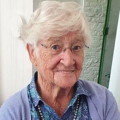"""Françoise """"Moineau"""" De Wandeleer"""