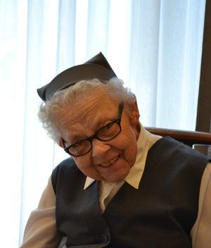 Zuster Ludwig Bartholomeeussen (Maria Bartholomeeussen)