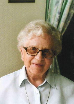Zuster Esther Delbeke (Marie Jozefa)