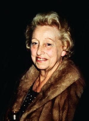 Georgette Thirion