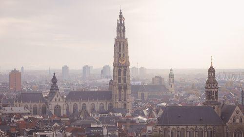 Asverspreiding op de Schelde
