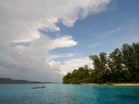 Altijd al eens een tropisch eiland willen bezoeken? Dit kan wel tellen! © Heritage Expeditions