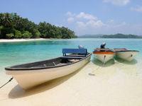 Een tropisch paradijs! © Heritage Expeditions