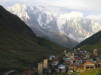 Ushguli is terecht bescherm door UNESCO. © Johannes Jansen