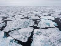 De Noordelijke IJszee straalt extreme rust uit. © David 'Billy' Herman