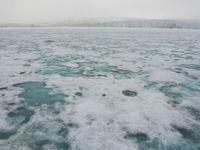 Een ijslandschap om U tegen te zeggen! © David 'Billy' Herman