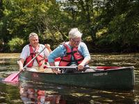 Met de kayak op pad! © Sandy Spaenhoven