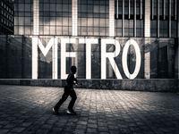 Het leven in een metropool. © Thierry Vanhuysse