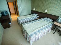 Ruime en comfortabele kamers zorgen ervoor dat je uitgerust aan de dag kan beginnen. © Billy Herman