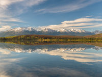 Sfeerbeeld Patricia lake. © Bart Heirweg