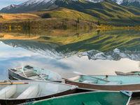 Talbot lake. © Bart Heirweg
