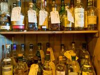 Maar we kunnen tevens rekenen op een uiteenzetting over de diverse soorten whiskey's. © Billy Herman