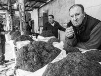 Lokale tabaksverkopers. © Billy Herman