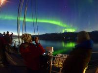 Met wat geluk zien we ook het noorderlicht, wauw! © Yves Adams