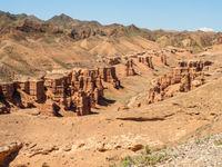 Het lijkt soms de Grand Canyon wel. © Machiel Valkenburg