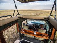 Open ruime voertuigen voor de allerbeste resultaten. © Billy Herman