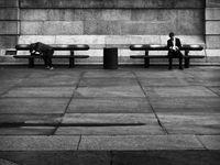 Het dagdagelijkse leven... © Thierry Vanhuysse