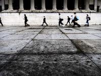 Sfeerbeeld dagelijkse leven Londen. © Thierry Vanhuysse