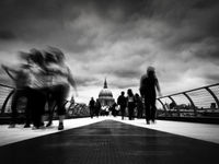 Big city life... © Thierry Vanhuysse