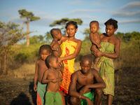 De lokale bevolking bereikte Madagascar vanuit verschillende hoeken, waardoor ze een unieke uitstraling kennen. © Samuel De Rycke