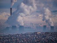 Ulaanbaatar kreunt onder een koude winter. © Billy Herman
