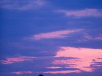 Zonsondergang in een Pools landschap. © Billy Herman