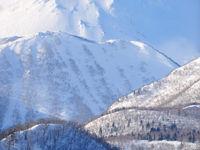 De hoge bergen van Rausu. © Yves Adams
