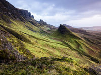 The Isle of Skye doet zomaar aan IJsland denken... © Thierry Vanhuysse