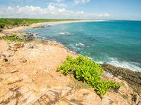 De zuidkust van Sri Lanka. © Billy Herman
