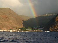 Het weer is hier erg onderhevig aan de invloeden van de oceaan. © Oceanwide Expeditions / STARLING reizen