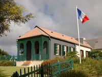 Saint Helena was ooit een Franse kolonie en draagt daar vandaag nog steeds de sporen van. © Oceanwide Expeditions / STARLING reizen