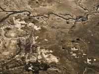 Een riviervertakking. © Sebastian Vervenne