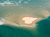 Van een romantisch strand gesproken ... © Sebastian Vervenne