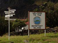 Het meest afgelegen eiland op aarde. © Oceanwide Expeditions / STARLING reizen