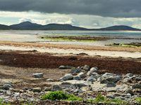 Laag tij op De Hebriden. © Yves Adams