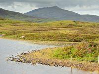 De woeste laaglanden van Schotland. © Yves Adams